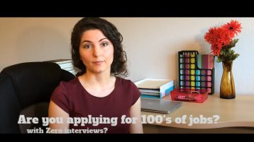 Are you applying for job after job with Zero interviews?